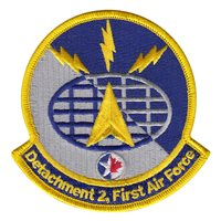 1 AF Detachment 2 Patch