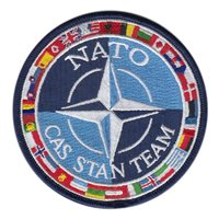 NATO CAS Stan Team Patch