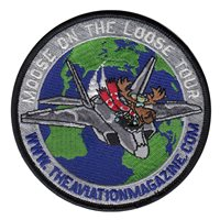 Air Show Review F-22 Moose Patch