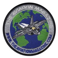 Air Show Review F-22 Patch