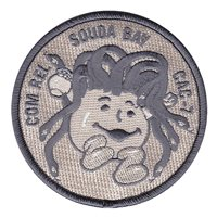 VP-4 CAC-7 Koolaid Medusa Patch