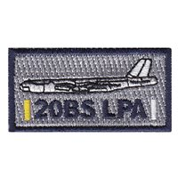 20 BS LPA Pencil Patch