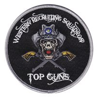 AFRC Western Recruiting Squadron Patch