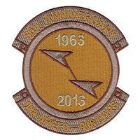 908 EARS Anniversary Patch