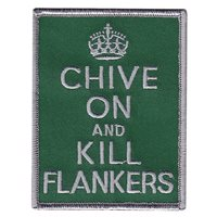44 FS Chive On Flanker Patch