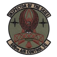 606 ACS Desert Patch