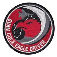 67 FS Guam Eagle Driver Patch