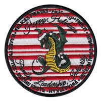 VP-4 Christmas Patch