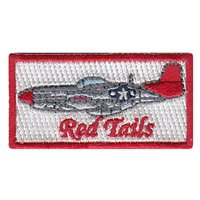 99 FTS P-51 Pencil Patch