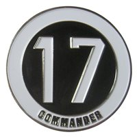 17 SOS Commander Coin