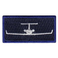 76 AS C-37 Gulfstream V Pencil Patch
