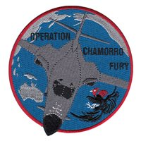337 TES Chamorro Fury Patch