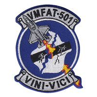 VMFAT-501 Chest Patch
