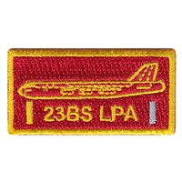 23 BS LPA Pencil Patch