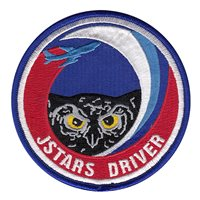 JSTARS Owl Driver Patch