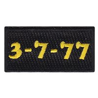 186 AS 3-7-77 Pencil Patch