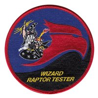 411 FLTS Wizard Raptor Tester Patch