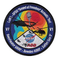 Aeroflight Dynamics Acoustic Mission Patch