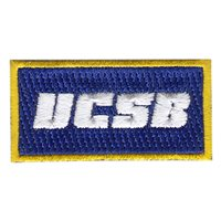 AFROTC Det 055 University of California Santa Barbara Pencil Patch