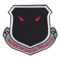UEMF Special Projects Patch