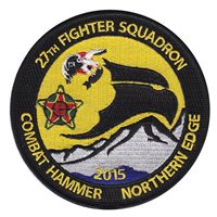 27 FS Northern Edge Patch