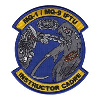 160 ATKS IFTU Instructor Cadre Patch