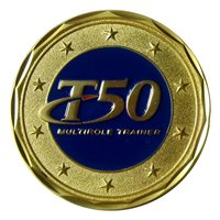 LMCO T-50 Gold Coin