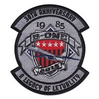B-1B Lancer 30th Anniversary Patch