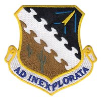 Air Force Test Center Patch