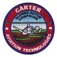 Carter Aerospace Development Slowed Rotor Compound Patch