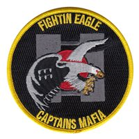27 FS Captains Mafia Patch