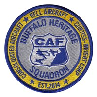 CAF Buffalo Heritage Patch