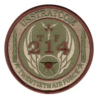 20 AF TF214 MultiCam Patch