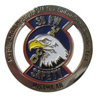 35 FW Safety coin