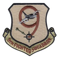 IQAF 9 FS Desert Patch