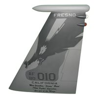 194 FS F-15 Airplane Tail Flash