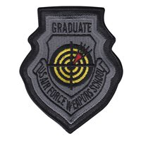 USAF Weapons School AFSOC Instructor Patch