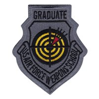 USAF Weapons School Graduate AFSOC Patch