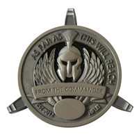 867 RS Commander Challenge Coin