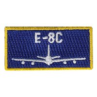 E-8C Text JSTARS Pencil Patch