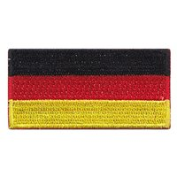 Germany Flag Pencil Patch