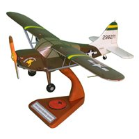 Stinson L-5 Custom Airplane Model