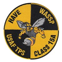TPS Class 15A Have WASSP Patch