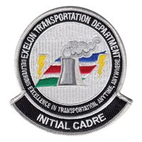Exelon Initial Cadre Patch
