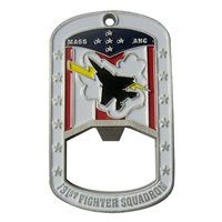 131 FS Bottle Opener Coin