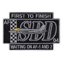 461 FLTS Commemorative SDD Patch