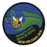43 FS New Orleans 2015 Patch