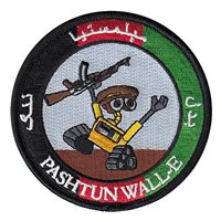 97 IS Wall-E Patch