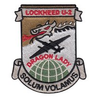 Lockheed U-2 Desert Patch