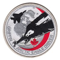 194 FS Griffin Arctic Eagle Driver Patch